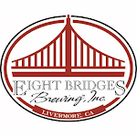 Logo of Eight Bridges Wine Aged Brown Ale