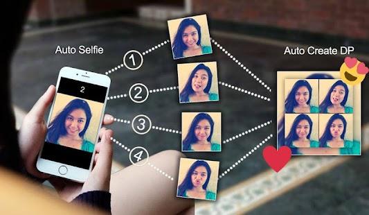 Insta Selfie Camera - Collage screenshot