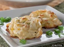Easy Potato Morsels Recipe