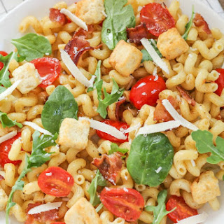 Pasta Salad With Croutons Recipes