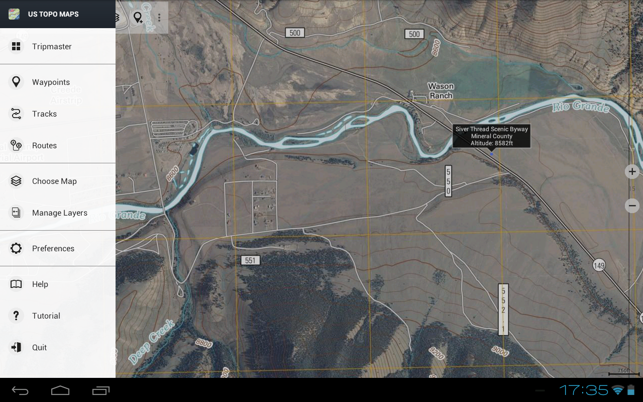 US Topo Maps Free Android Apps On Google Play - Us topo maps for google earth