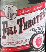 Logo for Full Throttle Sloonshine Strawberry