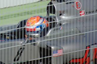Photo: Romain Grosjean - Haas F1 Team