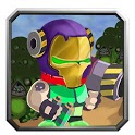 Angry Zombie Tower Defense icon