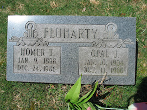 Photo: Fluharty, Homer T. and Opal J.