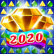 Jewel & Gems Mania 2020 - Match In Temple & Jungle