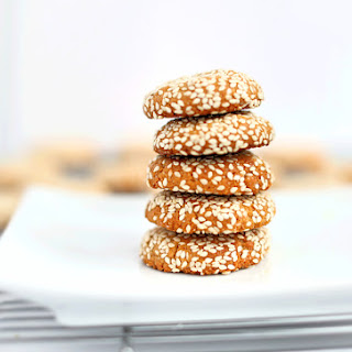 Wholesome Tahini Cookies (Gluten-Free)