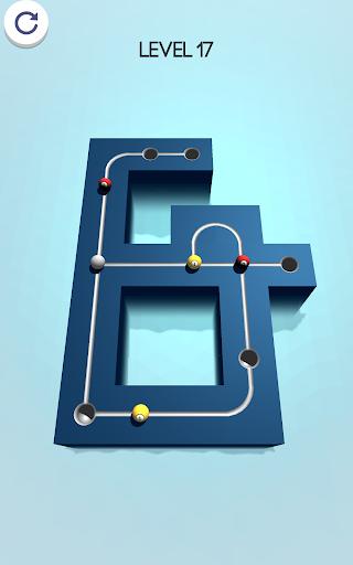 Marble Balls Maze Puzzle  screenshots 14