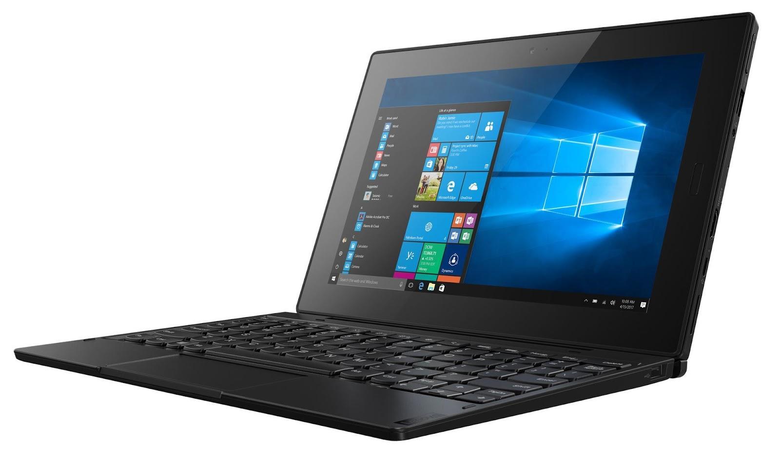 Фото 1. Планшет Lenovo Tablet 10 8/128 WiFi Black (20L3000MRT)