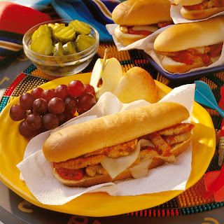 Italian Pork Hoagie Recipe