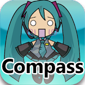 Miku Compass with Android Wear