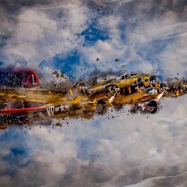by Ron Meyers - Digital Art Things