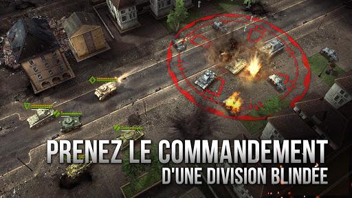 Code Triche Armor Age: Tank Wars u2014 WW2 Platoon Battle Tactics APK MOD screenshots 2
