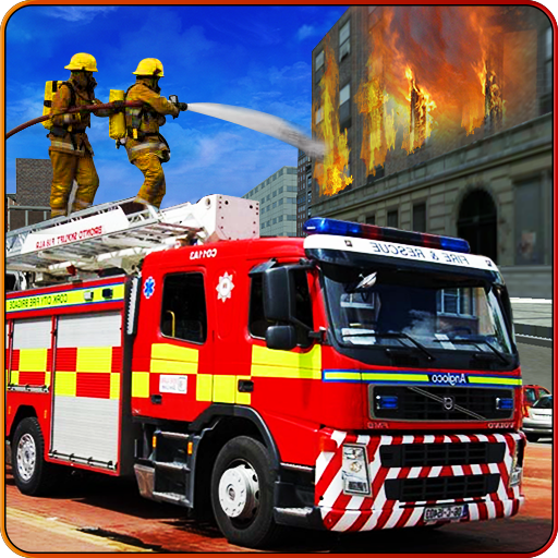 Firefighter Hero City Rescue (game)