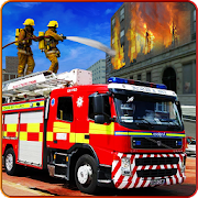 Firefighter Hero City Rescue