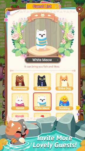 Animal Spa - Lovely Relaxing Game 41 screenshots 3