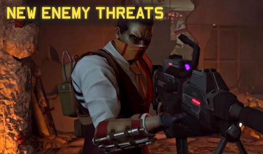 XCOM Enemy Within MOD APK 1.7.0 ( Unlimited Money ) 1