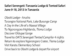 Photo: Tanzania Key Points on the Oversea Adventure Travel (OAT) tour