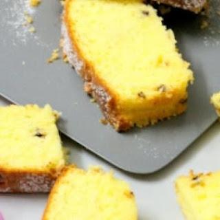 Malaysian Butter Cake.