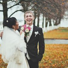 Wedding photographer Aleksandr Ruskikh (Ruskih). Photo of 21.02.2013