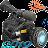 Full HD 2019 Zoom Camera Icône
