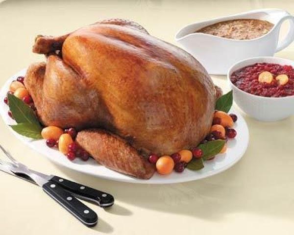 Wine Country Roasted Turkey Recipe