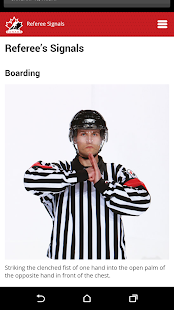 Hockey Canada Rule Book- screenshot thumbnail