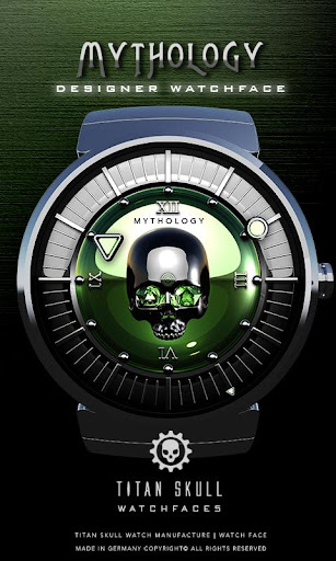 Mythology Watch Face