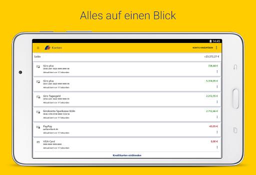Postbank Finanzassistent  screenshots 19