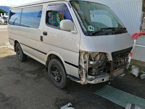 ハイエースワゴン KZH106G DT h9のカスタム事例画像 ますさんの2019年12月01日15:02の投稿