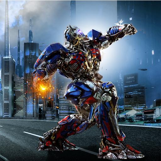 US Transforming Robot Fighting Game