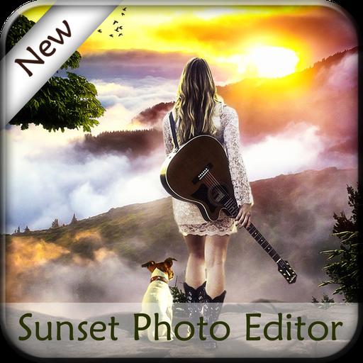 Sunset Photo Frames Editor HD