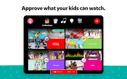 YouTube Kids Apk – for android 9