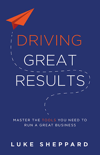 Driving Great Results cover