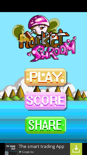 RocketShroom: Free Fun Game