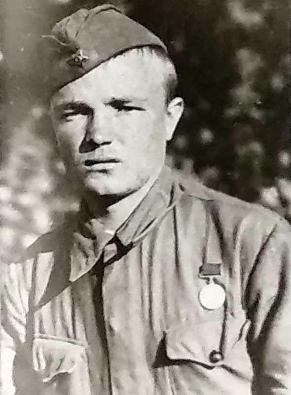 Терещенко - связист-отд.бат.связи 35 осбр
