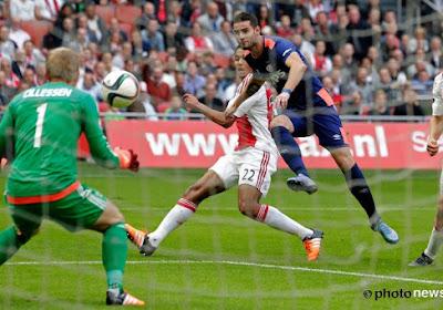 PSV gaat winnen in de Amsterdam ArenA: 1-2