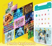 screenshot of Kika Keyboard 2020 - Emoji Keyboard, Stickers, GIF