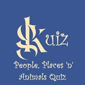 GKuiz: People & Places Quiz