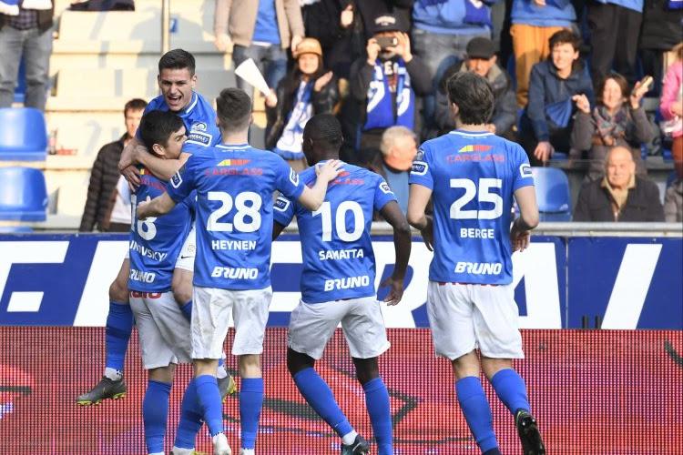 Genk conforte sa place de leader face à une pâle équipe du Club de Bruges