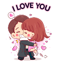 I Love You Stickers For WhatsApp WAStickerApps icon