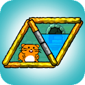 Hasty Hamster - A Water Puzzle icon