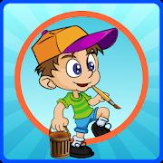 Fun2Color - Kids coloring book