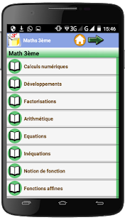 Maths 3ème - náhled