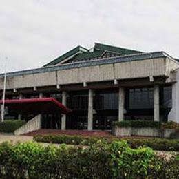 草津市総合体育館のメイン画像です