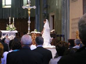 Photo: 020b Triesteläinen morsian San Giusto -katedraalissa