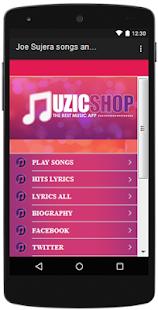 Joe Sujera songs and lyrics, Hits. - náhled