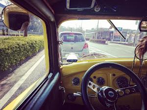 モデルB  1932年式 デュースクーペのカスタム事例画像 コウイチロー@KamikazeSpeedRodさんの2019年02月20日14:17の投稿