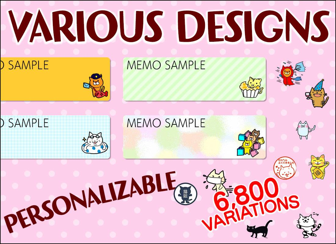 cat memo pad collection android apps on google play cat memo pad collection screenshot