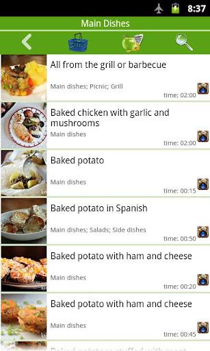 Potato recipes 5.9.4 screenshots 2